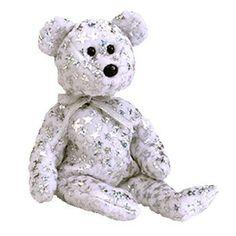 TY Beanie Baby - THE BEGINNING BEAR (8.5 inch) f30fcaf19