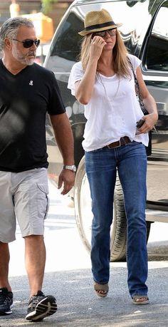 Copie o look - Get the look (Jennifer Aniston)