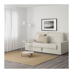 Balkarp sleeper sofa vissle gray chair bed 180 and for Capitola convertible chaise sofa