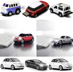 computer mouse thats a car