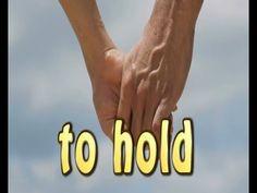 hold - held - held