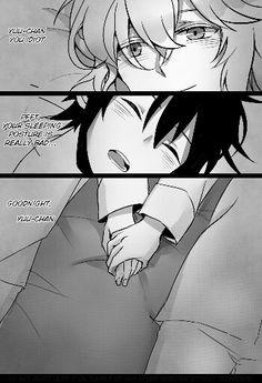 5 Yuu and Mika (ღ˘⌣˘ღ)