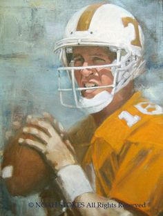 man man peyton in the old days :) Tennessee Football, Denver Broncos Football, Football Memes, University Of Tennessee, Go Vols, Peyton Manning, Tennessee Volunteers, The Old Days
