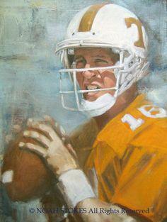 man man peyton in the old days :) Tennessee Football, Denver Broncos Football, Football Memes, University Of Tennessee, Super Bowl, Go Vols, Peyton Manning, Tennessee Volunteers, The Old Days