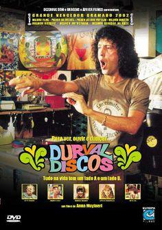 Durval Discos - O pior filme nacional que assisti nos últimos 30 anos. Os filmes pornôs da Boca do Lixo de SP eram melhores que isso.