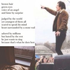Harry Styles edit that I love it definitly describes Harry! :) #gorgeous #harrystyles>>> this is absolutely beautiful. God bless you whoever made this️>>>he louis niall zayn and liam r my life savers i love them so much #myeverything