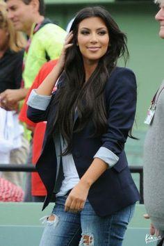 Love This Outfit Cute Blue Blazer
