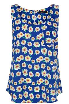 Sunshine Daisy Vest   Multi   Oasis Stores