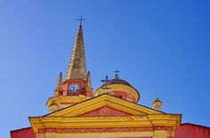 l'église Sainte-Marie Majeur. Calvi