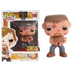 Funko PopThe Walking Dead Injured Daryl Dixon NIB