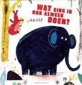 Wat ging ik ook alweer doen? - Bompa de olifant vergeet steeds wat hij ook alweer zou gaan doen. Zijn vriend, een ondeugend aapje, komt steeds met bijzondere suggesties. Maar vindt Bompa die dingen wel leuk?