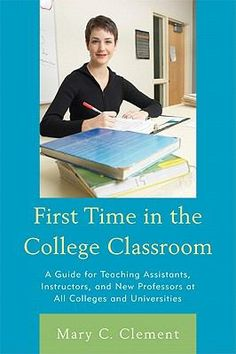 A book for those new to teaching college students, including research-based information as well as personal experiences. Learn how to become established in the classroom on the first day of the semester, and methods of teaching for getting students involved in learning.