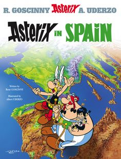 Asterix in Spain / Rene Goscinny, Albert Uderzo .When the Romans take Huevos y Bacon's son hostage, they discover that Little Pepe is a terrible handful. So maybe the legionaries won't mind so much when Asterix and Obelix save him. But along the way there's lots of adventure, with Asterix inventing the art of bullfighting. ...#Librosidiomasextranjeros