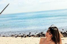 Helena Coelho para a Bohemian Swimwear #swimsuit #summer #bikini #portuguesebrand