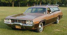 1973 Plymouth Satellite Regent wagon