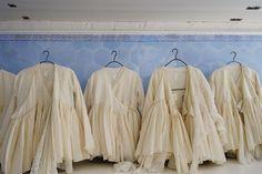 Dosa Rabari Jackets at Egg in London Fashion Brand, Girl Fashion, Fashion Outfits, Fashion Design, Monsoon Wedding, Egg Styles, Stylish Dress Designs, Layered Fashion, Romantic Outfit