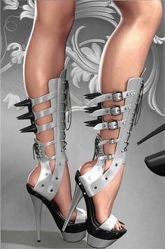 Hooker heels Heels and Hello kitty on Pinterest