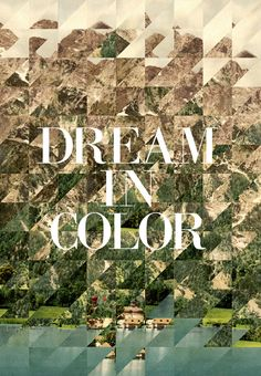 Dream In Color / LOVE NAIL TREE / Nik Ewing