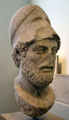 Pericles was the most prominent and influential Greek statesman, orator and general of Athens during the Golden Age—specifically, the time between the Persian and Peloponnesian wars.