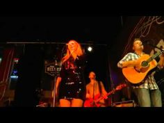 """Lauren Alaina sings her new song """"My Kind of People"""" during the #2015CMAFest on Silver Dollar Saloon stage. (June 2015)"""