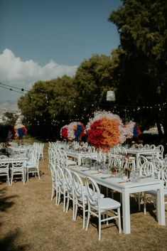 This ultimate Wedchella wedding was out of this world! This super fun couple decided to have the party of their life and tie the knot in Greece! Outdoor Furniture Sets, Outdoor Decor, Out Of This World, Athens, Real Weddings, Greece, Wedding Venues, Table Settings, Table Decorations