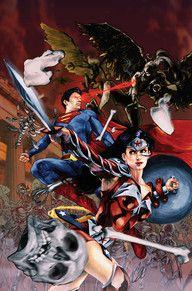 SMALLVILLE SEASON 11 VOL. 5: OLYMPUS   DC Comics