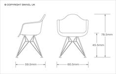 patent illustration pinterest charles eames eames chairs and