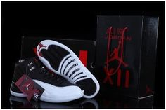 a6a5c67fa2d384 Authentic Cheap Air Jordan 12 Amazing white black shoe nike clearance for  sale jordan retro 12
