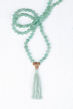Intention | Mala Collective | Mala Beads, Malas, Necklaces and Bracelets