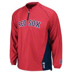 Baseball Warm Up Pullover