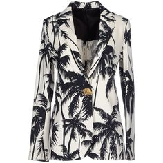 Fausto Puglisi Blazer ($1,110) ❤ liked on Polyvore