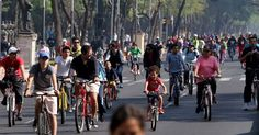 Participa CDMX en Foro Mundial de la Bicicleta