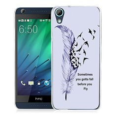 HTC Desire 626 Case, Harryshell(TM) 0.8mm Ultra Thin Girl Boy Under The Tree Pattern Slim Tpu Gel Flexible Silicone Soft Case Cover Protective for HTC Desire 626 A22 626S (Tree Girl)
