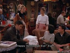 "Happy ""Christmas Eve"" Eve"
