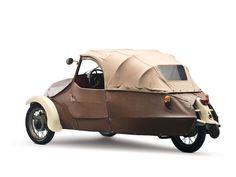 959 Velorex Oskar                                                                                                                                                                   Estimate:$15,000-$20,000 US Weird Cars, Cool Cars, Le Tricycle, Austin Seven, Microcar, Reverse Trike, Pedal Cars, Car Wheels, Small Cars