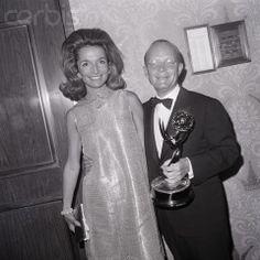 Lee Radziwill & Truman Capote.