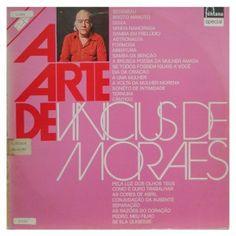 #A #arte #de #Vinicius #de #Moraes – #Vinil duplo