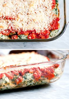 Cafe Johnsonia: Recipe for Malfatti {Spinach and Ricotta Dumplings} with Simple Tomato Sauce (Gluten Free, Vegetarian)