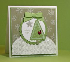 CC351: Holy Night with Pennants by atsamom - Cards and Paper Crafts at Splitcoaststampers