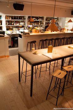 Pastor restaurant interior.   Pastor Restaurant / Ravintola Pastor, Helsinki