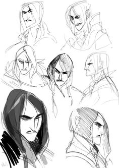 mad-sama.deviantart.com ✤ || CHARACTER DESIGN REFERENCES | キャラクターデザイン • Find more at https://www.facebook.com/CharacterDesignReferences if you're looking for: #lineart #art #character #design #illustration #expressions #best #animation #drawing #archive #library #reference #anatomy #traditional #sketch #development #artist #pose #settei #gestures #how #to #tutorial #comics #conceptart #modelsheet #cartoon #male #man #men #face || ✤