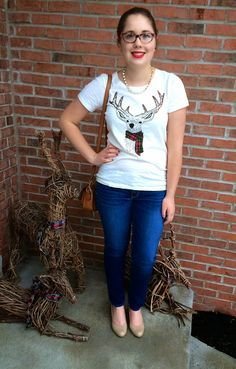 Casual holiday 2014 outfit