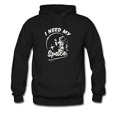 CXCDIY The Latest Style DIY I Need My Space Womens Hoodie *** Check this awesome product by going to the link at the image. (This is an affiliate link) Womens Hoodie, Latest Fashion For Women, Image Link, Hoodies, Space, Awesome, Check, Sweaters, Diy
