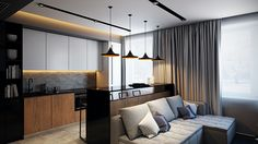 Concept project of the hotel room in Tyumen ver_02.