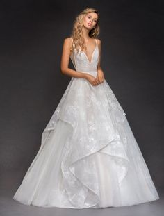 d1159fc78ec 41 Top Hayley Paige Dresses at The Vow images in 2019
