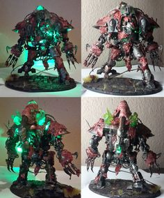 Necrons Imperial Knight Conversion Flayed One