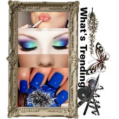 What's Trending?, created by mrskyne on Polyvore