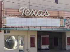 Texas Theater - San Angelo, Texas