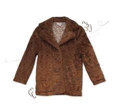 Manteau Vianca http://www.bleucommegris.com/fr/product/fille/manteaux-vestes/vianca,brown,manteau-doudou.html