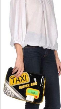 """Borsa Braccialini - Linea """"Tua"""" - Taxi"""